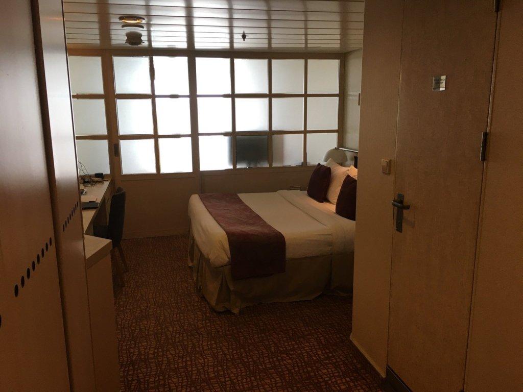 Dormitorio del camarote 9156