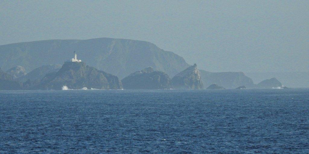 Faro de Muckle Flugga