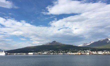 Escala en Akureyri