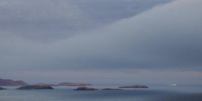Nubes sobre Julianehåb