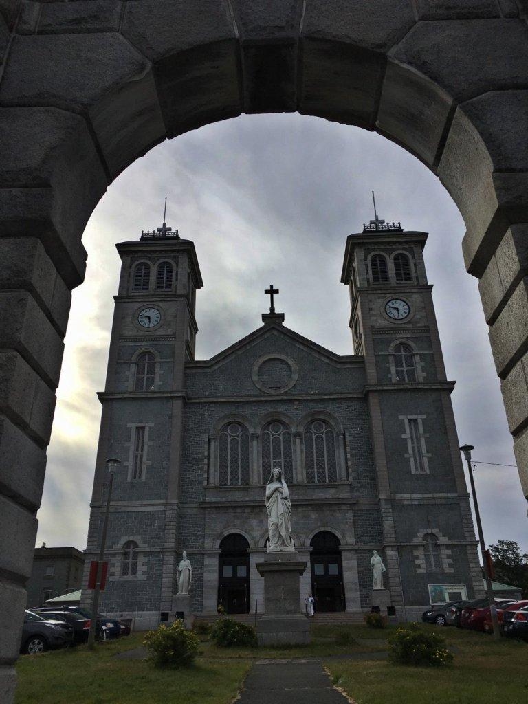 Basílica - catedral de St. John's