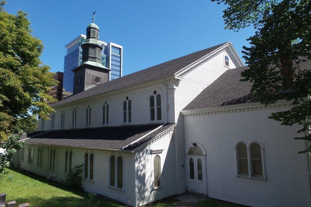 Iglesia de San Pablo, en Halifax
