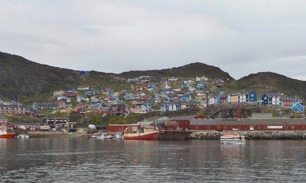 Escala en Qaqortoq