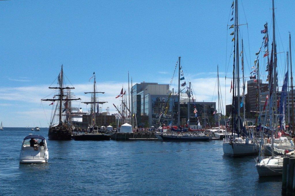 Tall Ships Halifax 2017