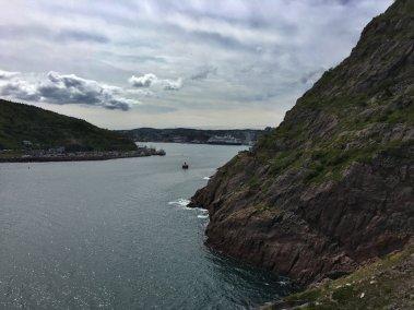 The Narrows desde North Head Trail 3