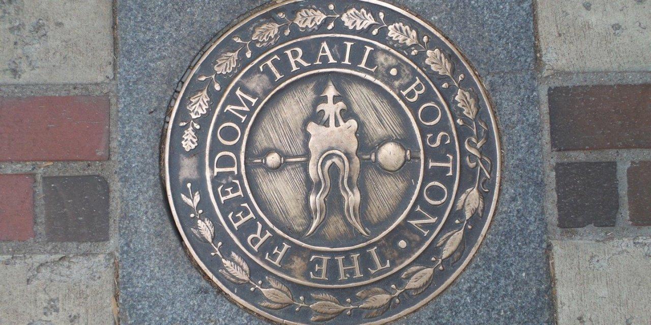Recorriendo el Freedom Trail