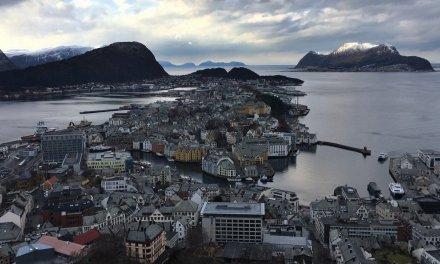 Un breve paseo por Ålesund