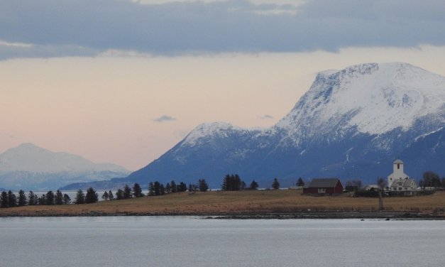Hurtigruten en invierno. Día 2: Florø – Kristiansund