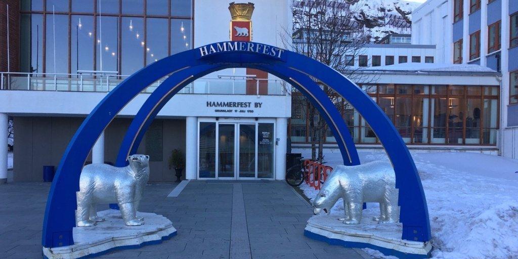 Ayuntamiento de Hammerfest