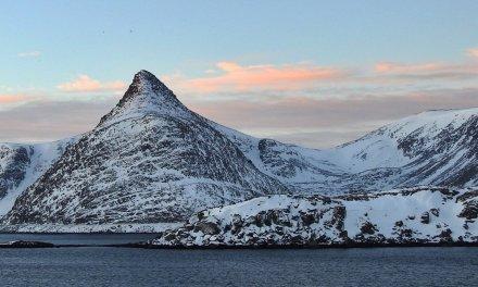 Hurtigruten en invierno. Día 8: Mehamn – Skjervøy