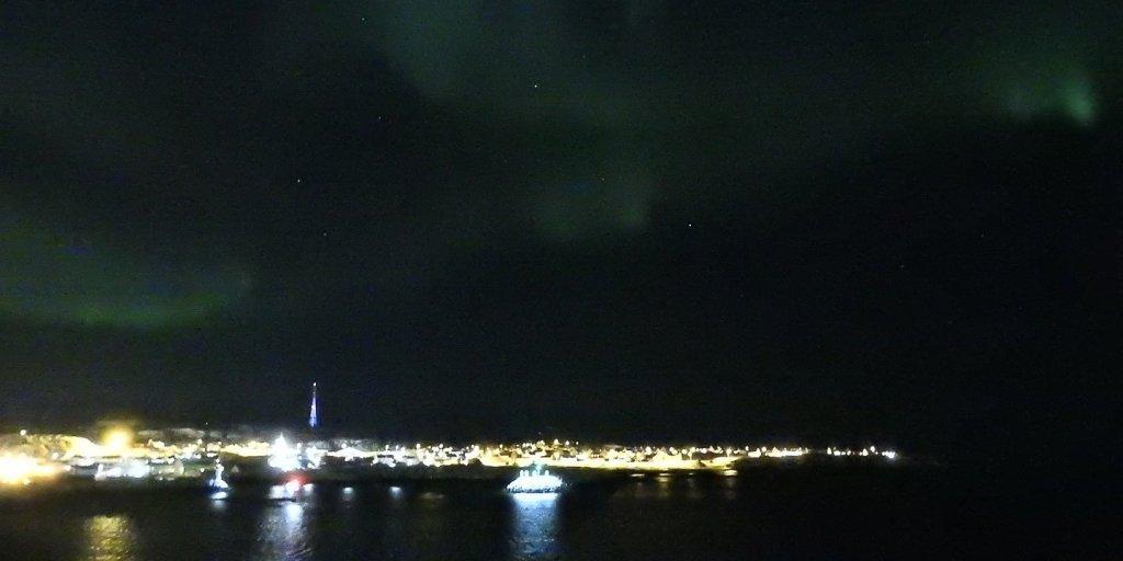 Zarpando de Berlevåg
