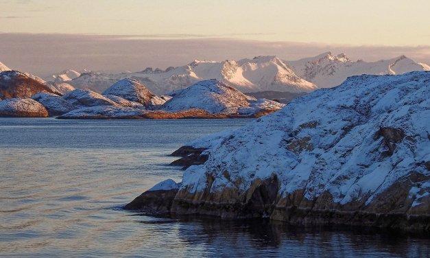 Hurtigruten en invierno. Día 10: Bodø – Rørvik