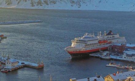 ¿Es Hurtigruten un crucero?