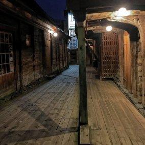 Noche en Bryggen