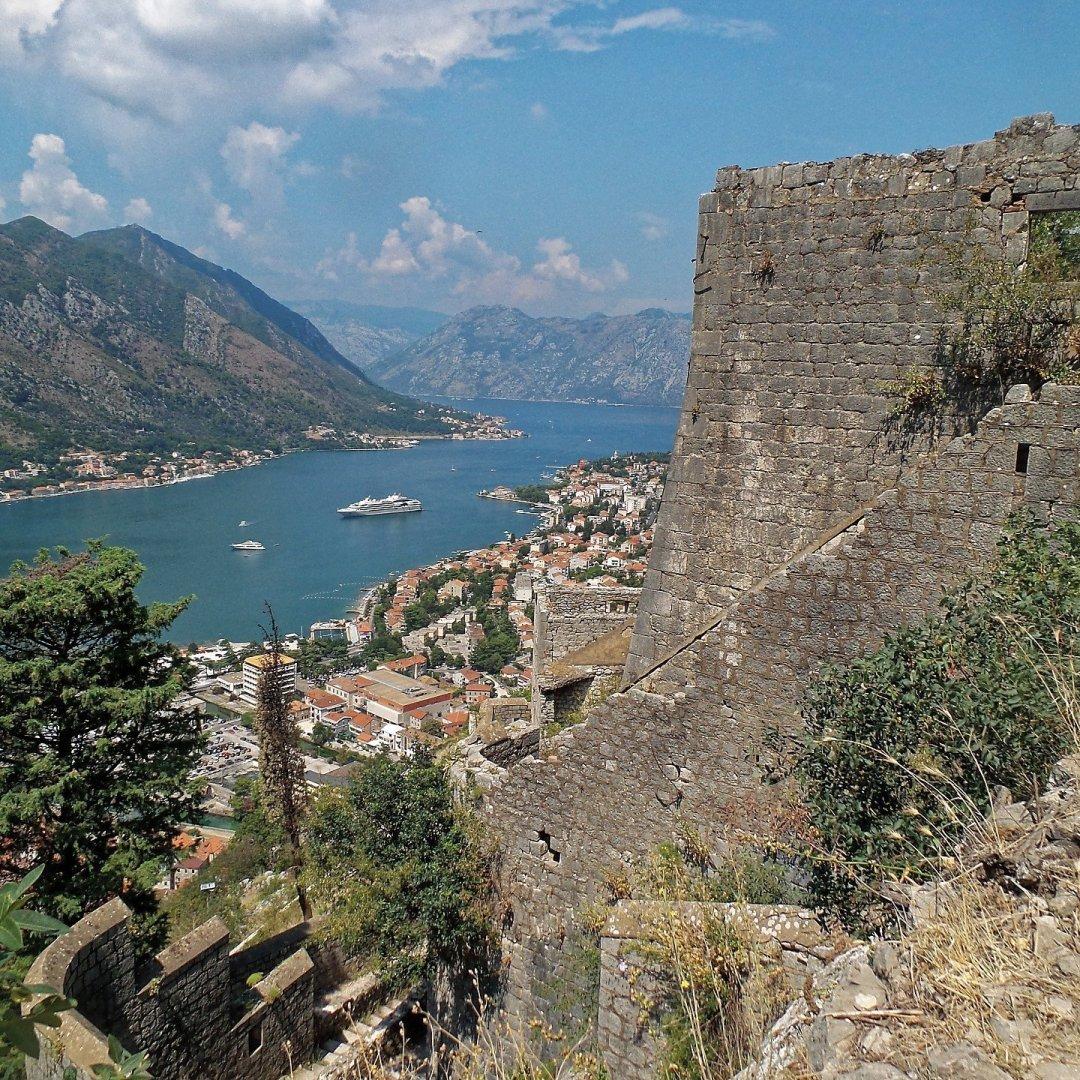Vista desde el castillo de San Juan