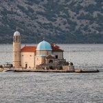 Atardecer en la Bocas de Kotor