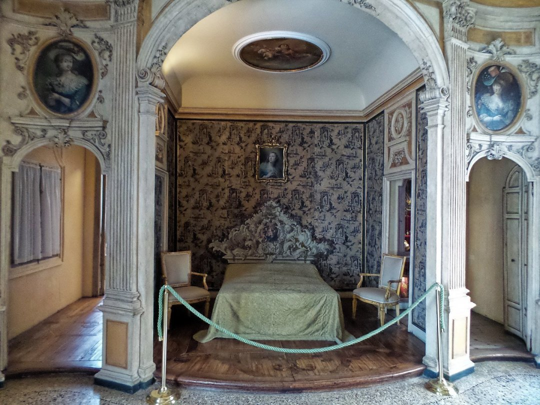 Alcoba del Palazzo Carminati