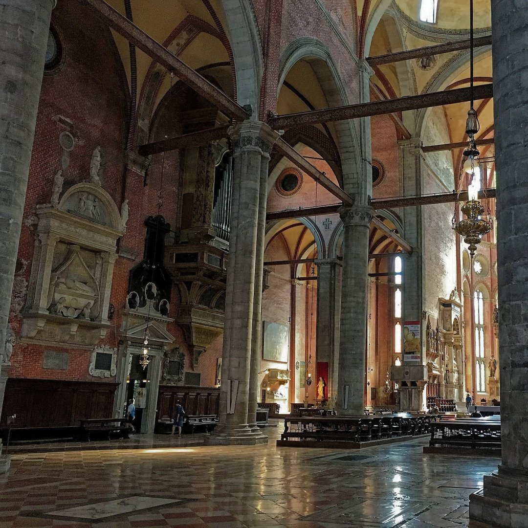 Basílica de San Juan y San Pablo
