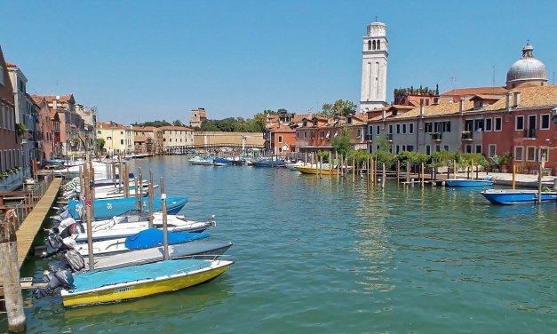 Castello, al este de Venecia