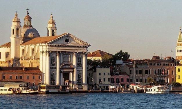 Un largo paseo por Venecia