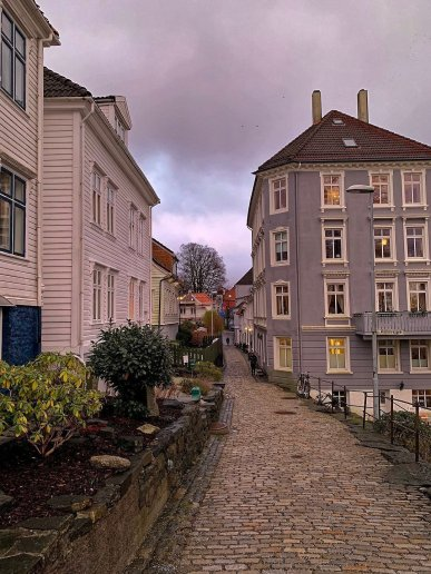 Calle Strangehagen