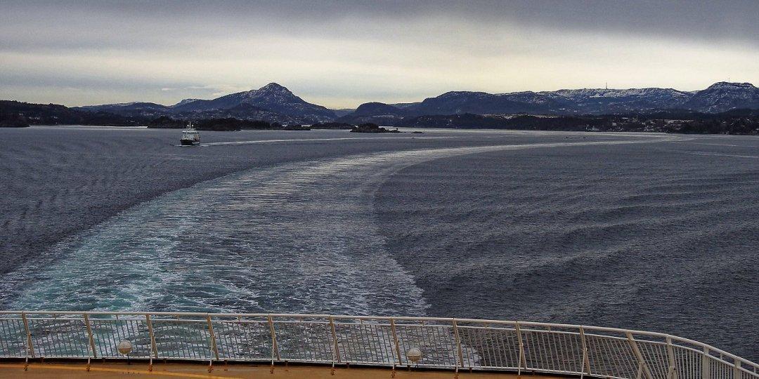 En el Raunefjorden