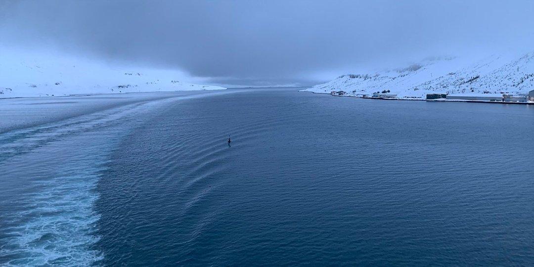 En el Seyðisfjörður