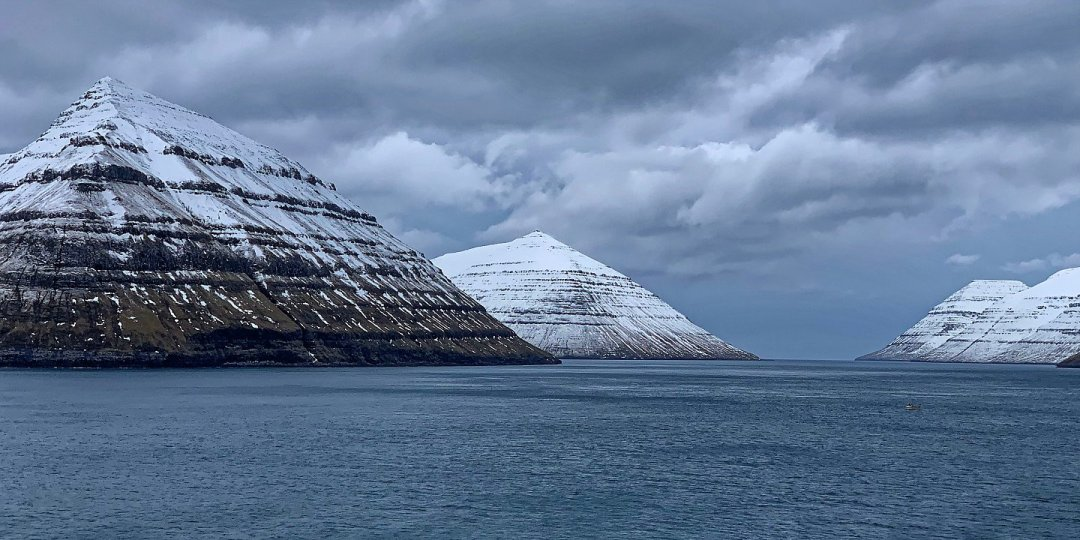 Entre Eysturoy y Borðoy