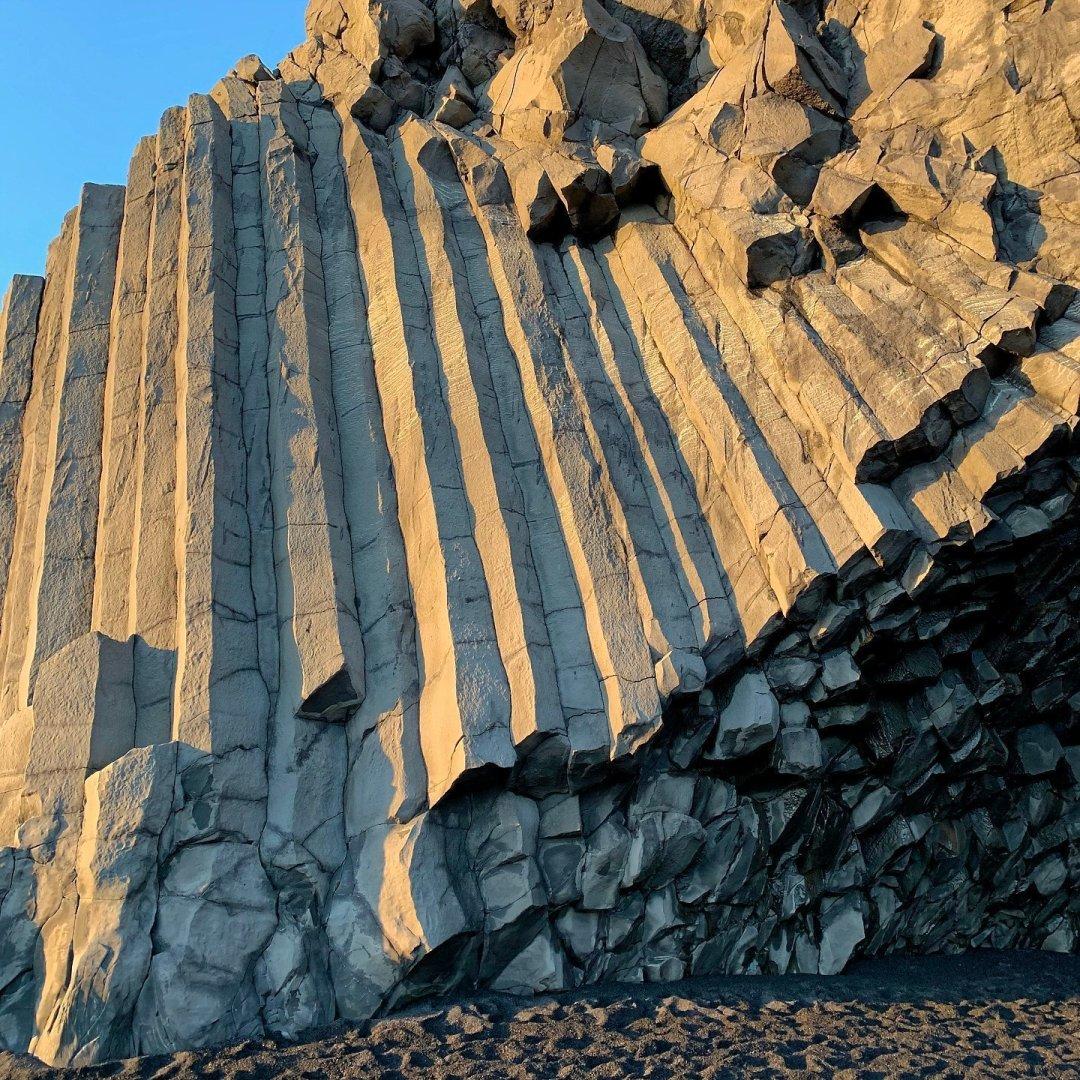 Columnas basálticas de Garðar