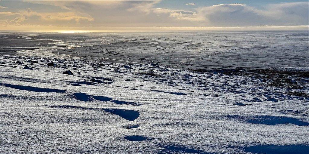 Llanura de Skeiðarársandur