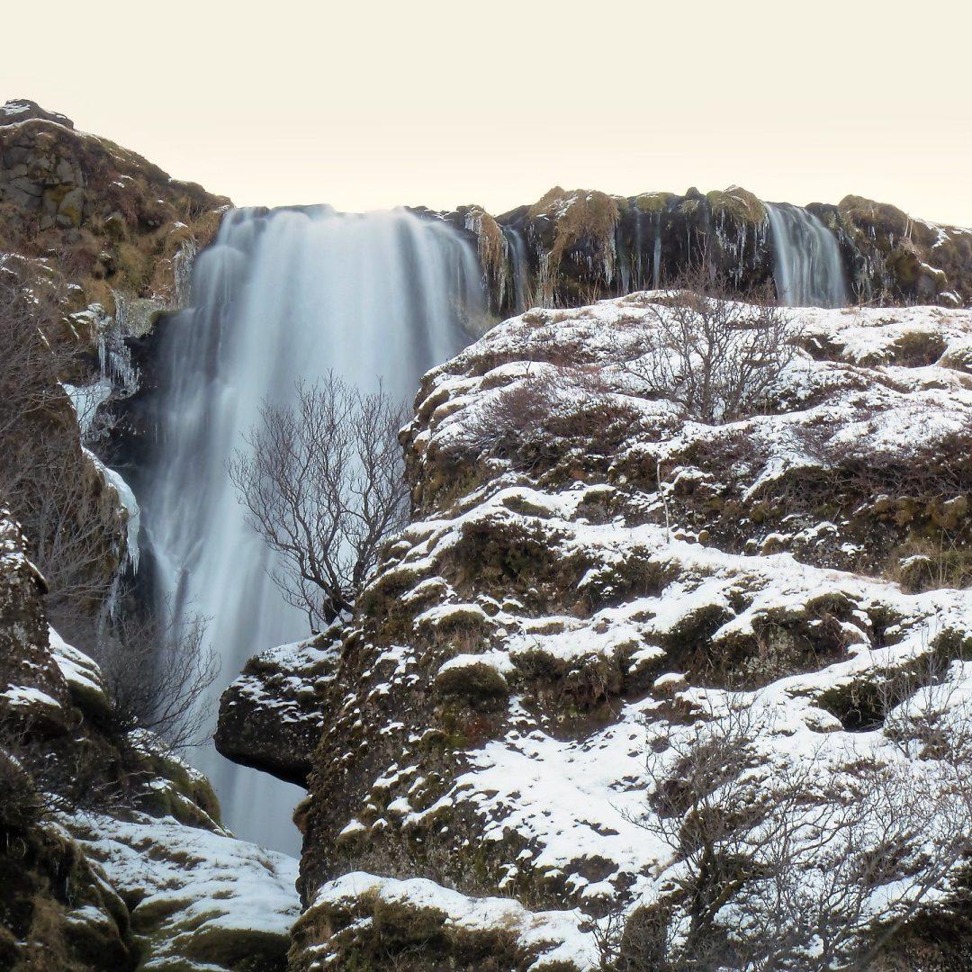 Parte superior de Gljúfrabúi