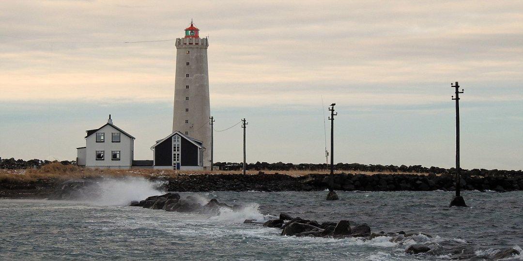 Faro de Grótta