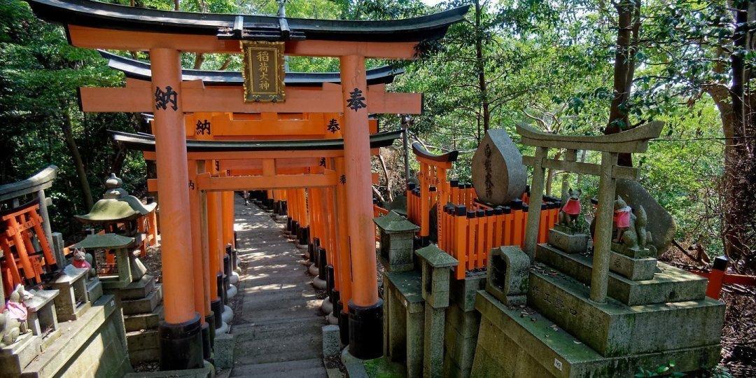 Camino del monte Inari