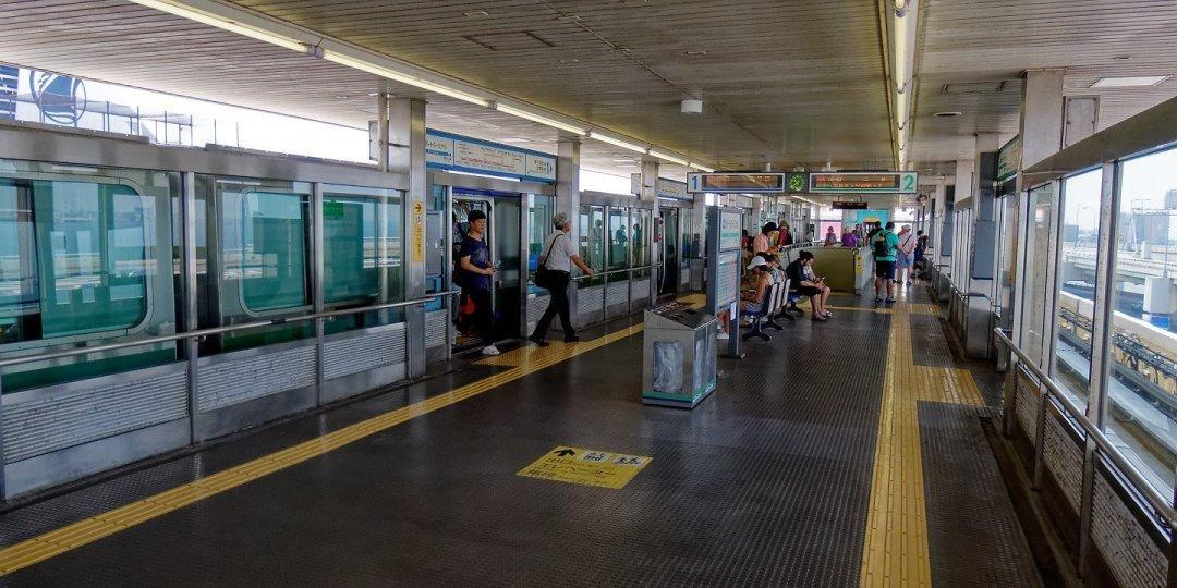 Estación de la Port Island Line