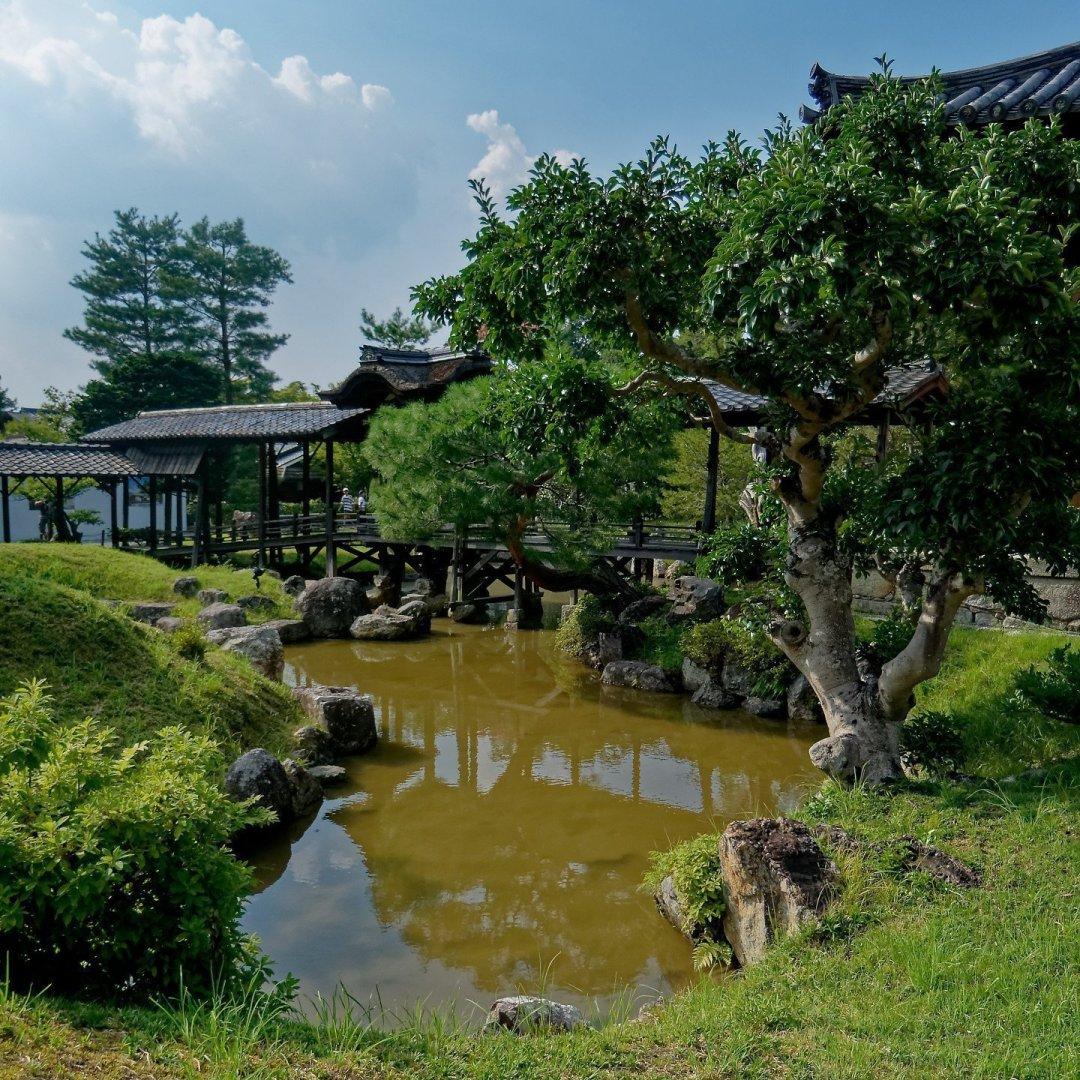Jardín Tsukiyama