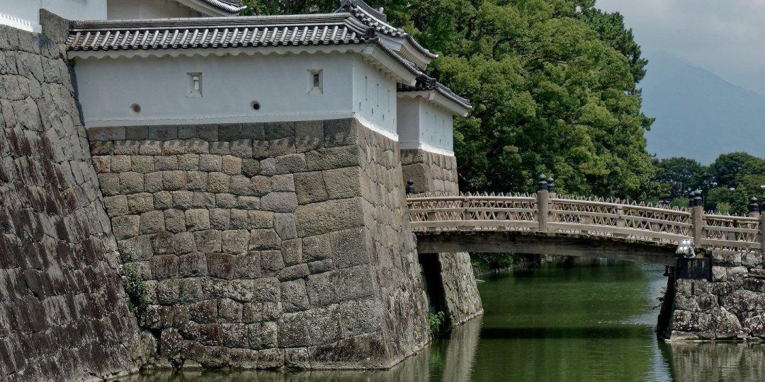 Puente de Higashi Gomon