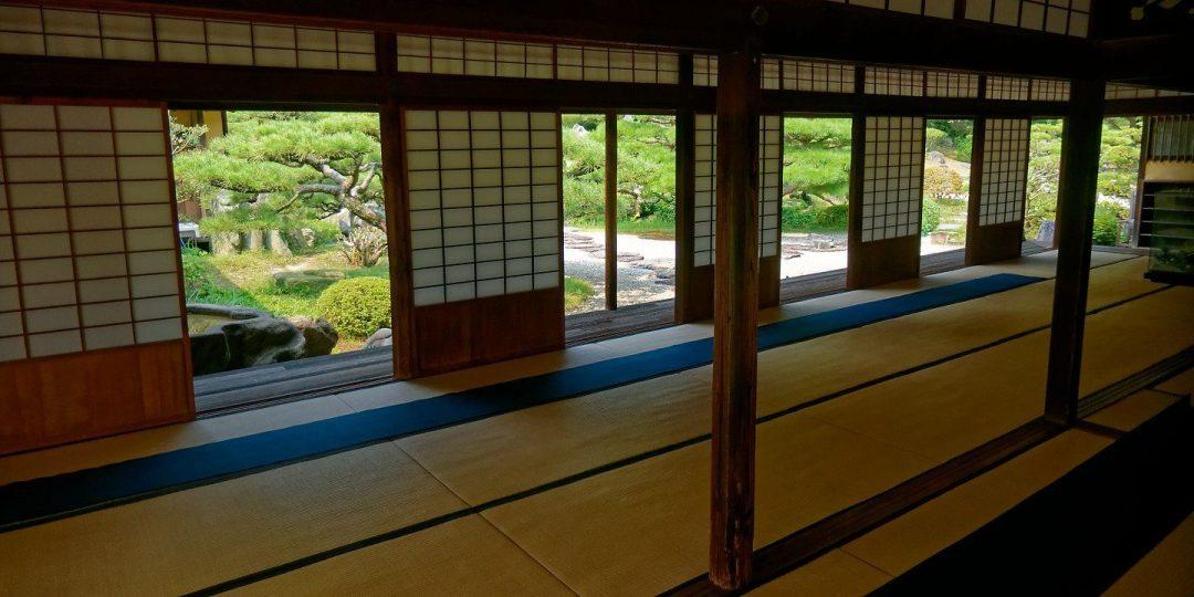 Interior de Kikugetsu-tei