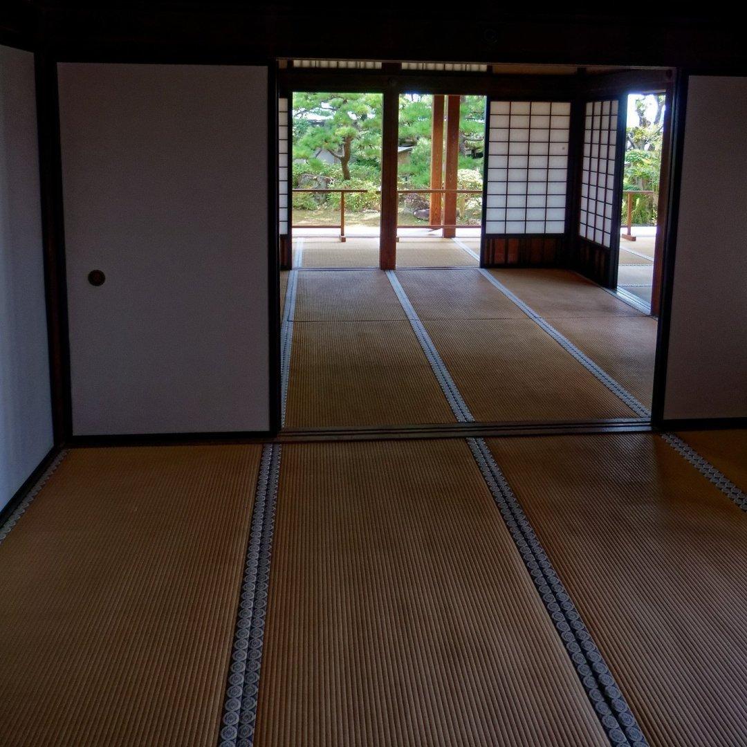 Salones de tatami