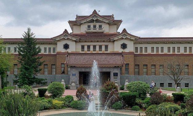Un viaje por la historia en el Museo Regional de Sajalín