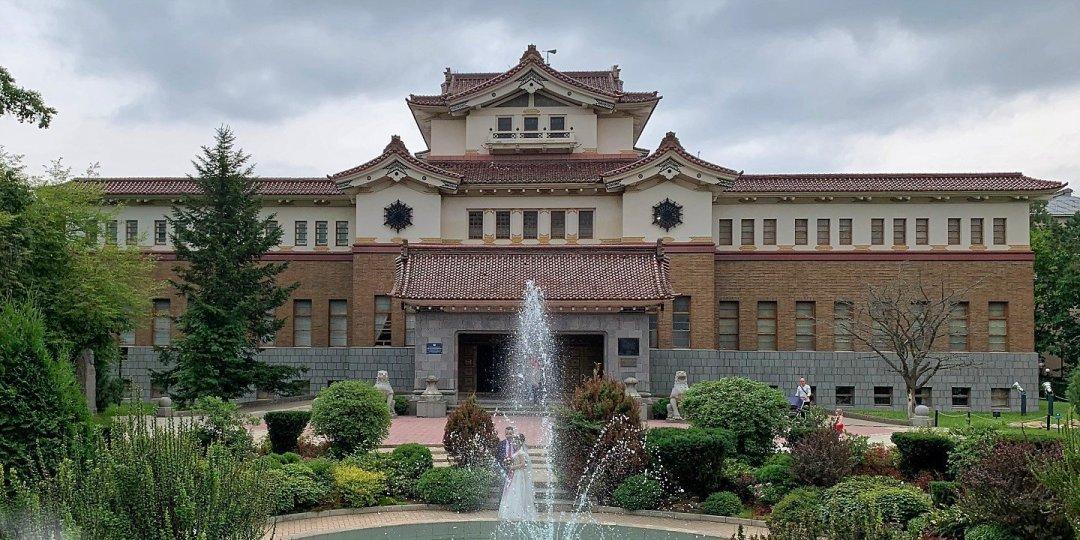El Museo Regional de Sajalín