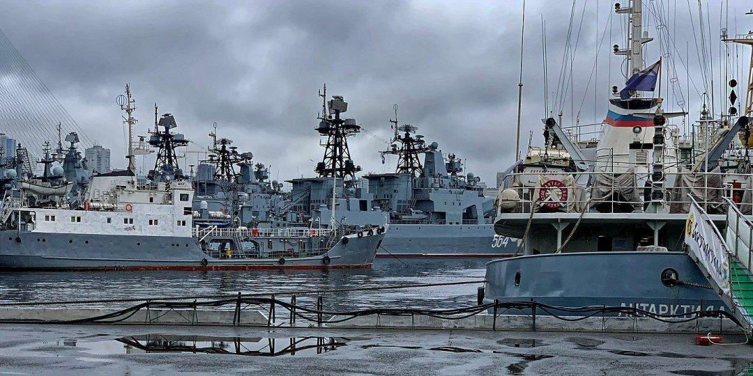 Escuadra del Pacífico