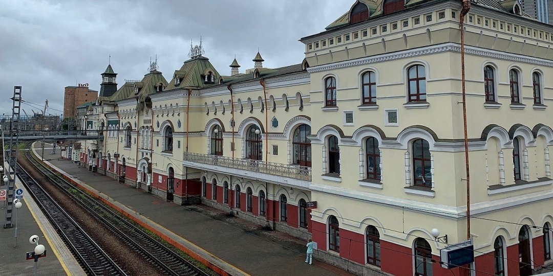Estación de Vladivostok
