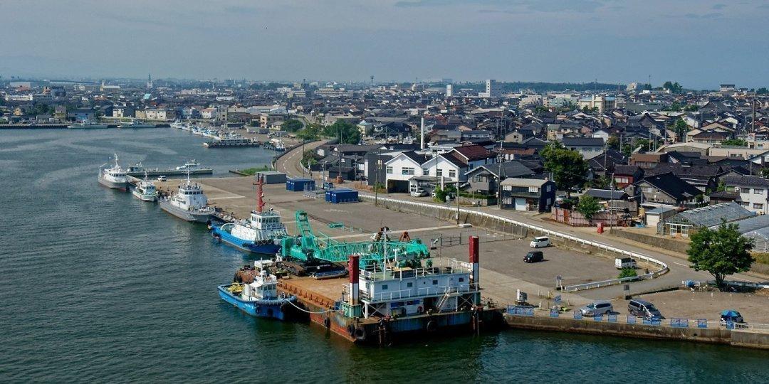 Puerto de Kanazawa