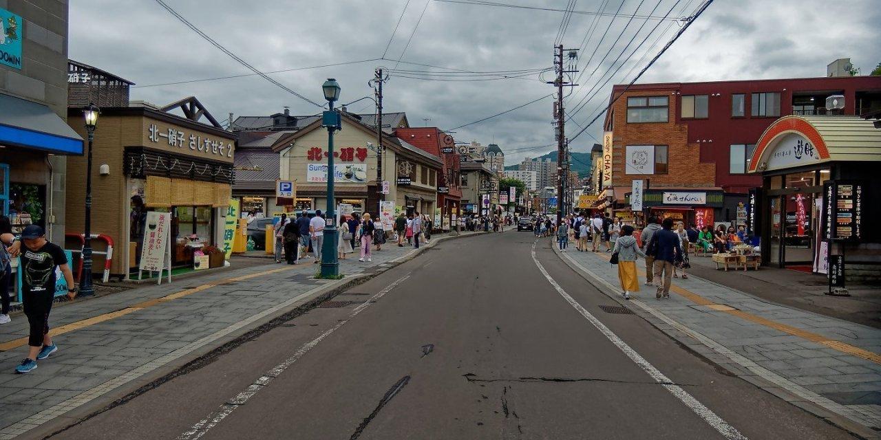 Un breve paseo por Otaru