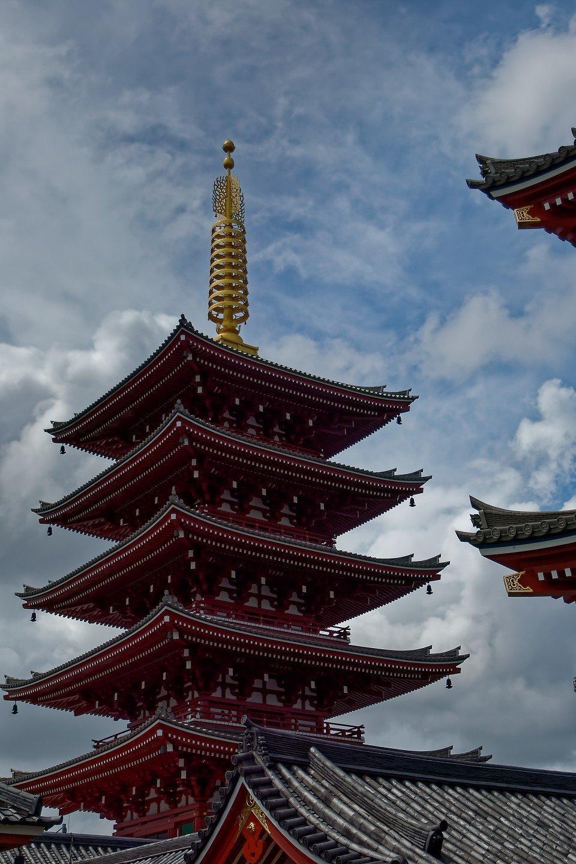 Pagoda de Cinco Pisos