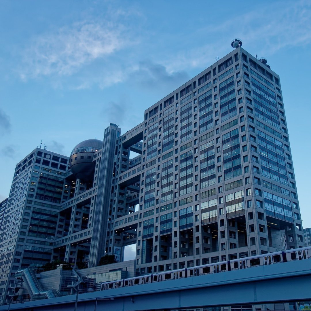 Sede de Fuji Television Network