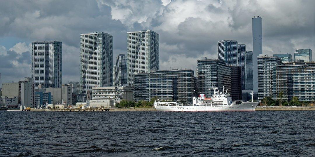 Tokyo Towers y Villa Olímpica