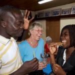 25 jaar vriendschap met Ghana