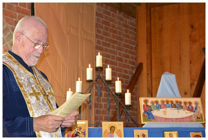 Lezing over Byzantijnse liturgie