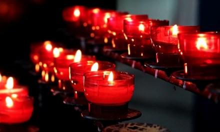 Ochtendgebed in de Domkerk